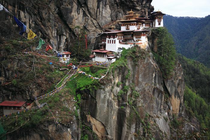 Bhutan Tiger's Nest